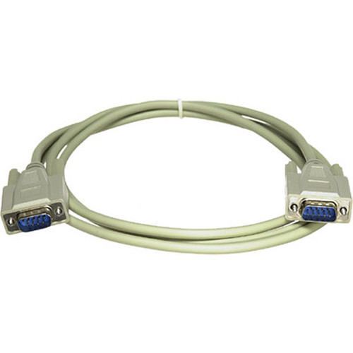 Comprehensive DB9P-DB9J-6 RS-232 9-Pin to 9-Pin Cable - 6' (1.8 m)