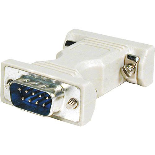 Comprehensive DB9 pin Plug to Plug Computer Adapter