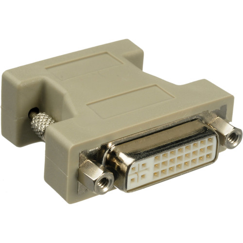 Comprehensive DVI-A Female Connector to VGA Male Plug Adapter