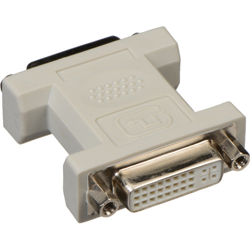 Comprehensive DVI-D Jack to Jack Gender Changer