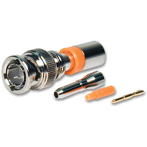 Comprehensive FSBNC-1RGB EZ Series BNC Connector for RGB Mini-Coax 26awg