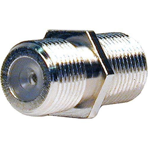 Comprehensive F-BL Female Type-F to Female Type-F Adapter