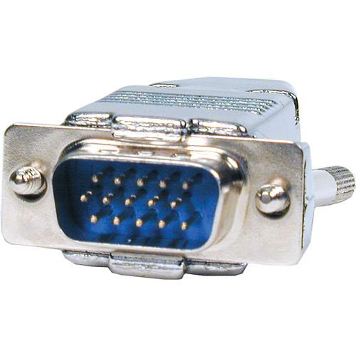 Comprehensive HD15 Pin Plug With Hood Connector