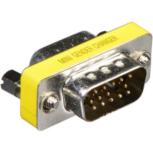 Comprehensive HD15 Plug to Plug Computer Adapter