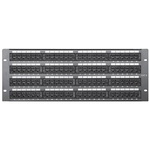 Comprehensive PP96P6 96-Port CAT-6 Patch Panel