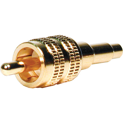 Comprehensive Premium True 75 Ohm RCA Plug, 26 awg Mini coax