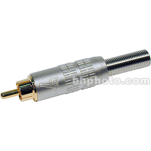 Comprehensive RCAPRO1 EXF Series RCA Plug