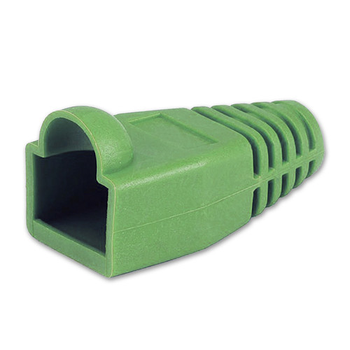 Comprehensive RJ45 Colored Boot (Green)