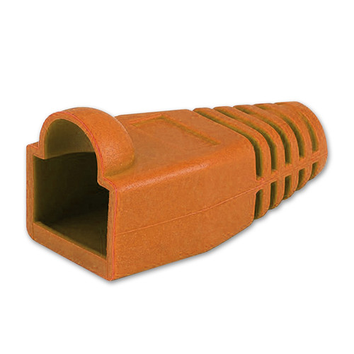 Comprehensive RJ45 Colored Boot (Orange)