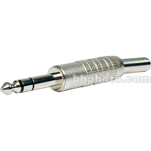 """Comprehensive SPPSPRO1 Stereo Male EXF-Series 1/4"""" Phone Connector"""