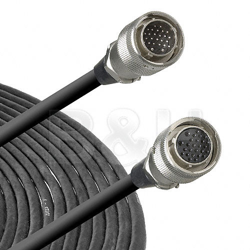 Comprehensive 26-pin Male to 26-pin Female Video Cable (JVC VCP114) - 328'