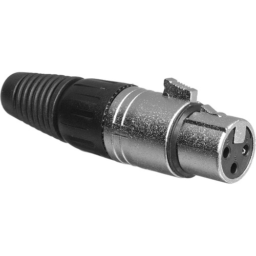 Comprehensive XLRJ-3N 3-Pin XLR Connector