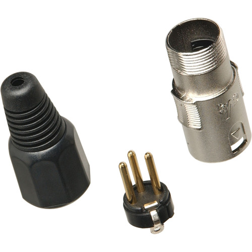 Comprehensive XLRP-3N 3-Pin XLR Connector