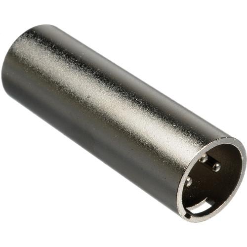 Comprehensive XLRP-BL Male XLR to Male XLR Adapter