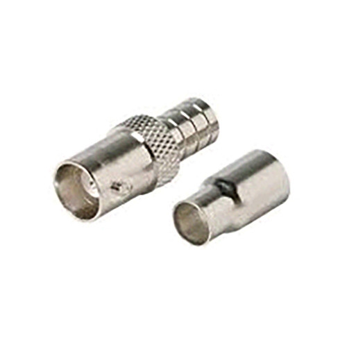 Comprehensive Premium 2 Piece True 75 ohm BNC Plug for RG-59