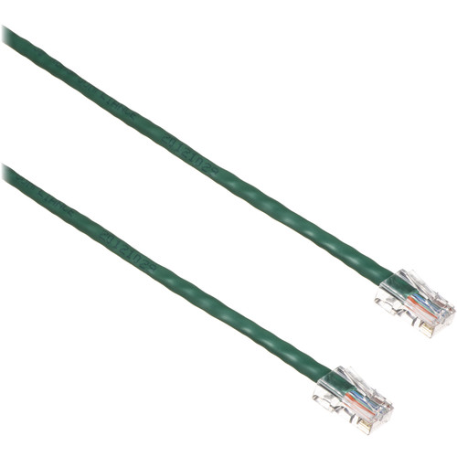 Comprehensive CAT5e 350 MHz Assembly Cable (15 feet, Green)
