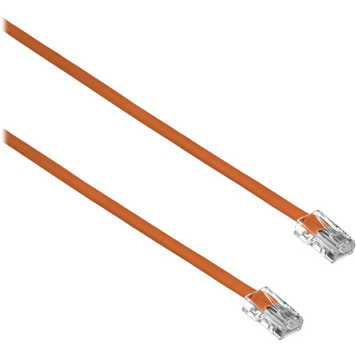 Comprehensive CAT5e 350 MHz Assembly Cable (1 foot, Orange)