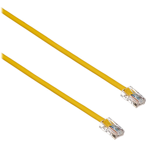 Comprehensive CAT5e 350 MHz Assembly Cable (7 feet, Yellow)