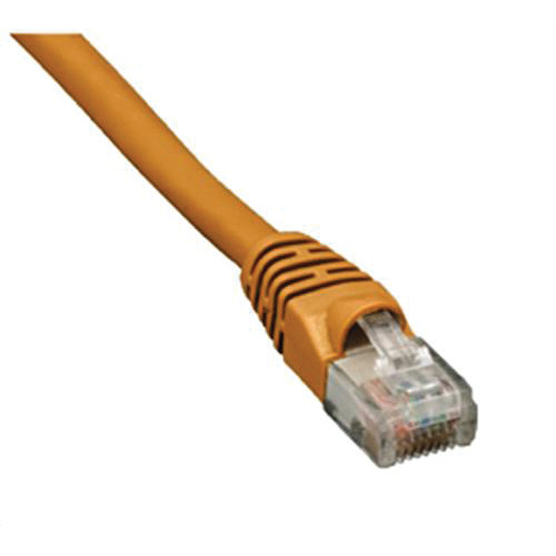 Comprehensive 7' CAT6 Crossover Cable (Orange Finish)