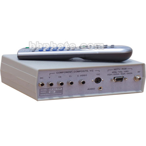 Compuvideo HDTV-2PAL Multimedia Generator
