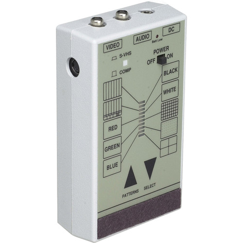 Compuvideo PG-3P PocketGen 3 PAL Test Pattern Generator