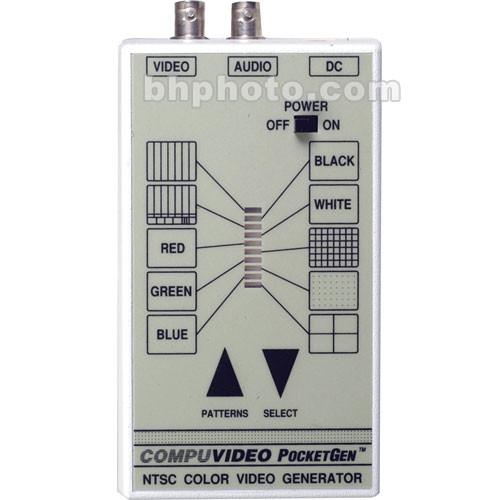 Compuvideo PG-5P PocketGen 5 PAL Signal Generator