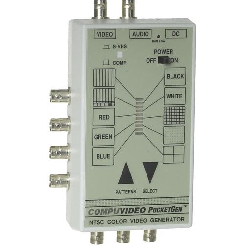 Compuvideo PG-8 PocketGen 8 Test Generator