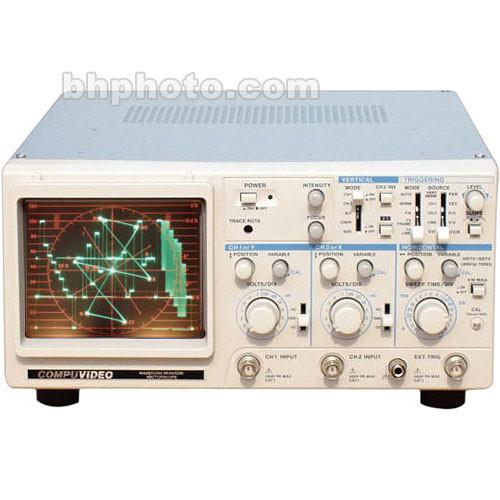 Compuvideo SVR-1100CBPAL 2 CH Wfm/Vector, Cmpst, Cmpnt, Y/C, PAL