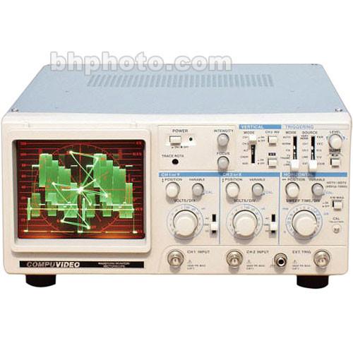 Compuvideo SVR-1100S8BPA 2 CH Wfm/Vector, CV Y/C, PAL