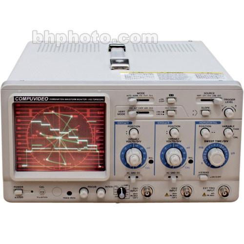 Compuvideo SVR-1394PAL DV Waveform and Vectorscope, PAL