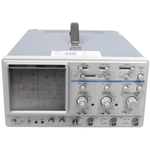 Compuvideo SVR-1100DV Wfm/Vector, SDI