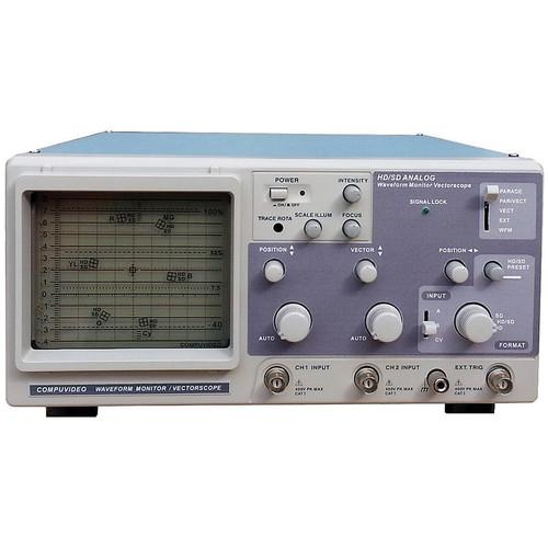 Compuvideo SVR-1100HD HD SD Waveform and Vectorscope