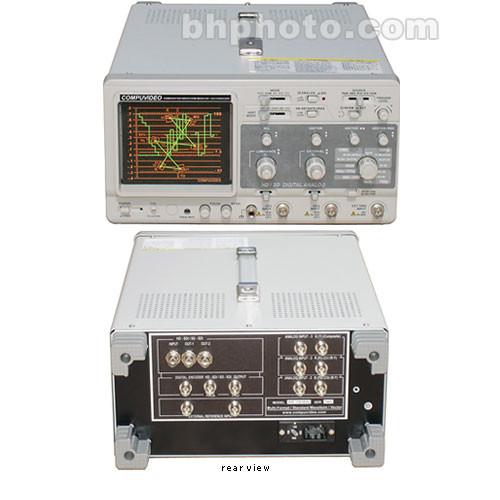 Compuvideo SVR-1700HDSD HD/SD-SDI Multiformat Waveform and Vectorscope