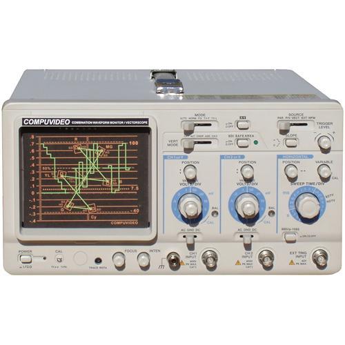 Compuvideo SVR-1750HDSD Digital Multi-SDI Waveform/Vectorscope