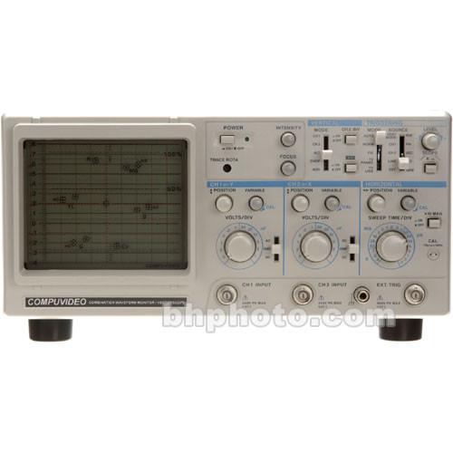 Compuvideo SVR-3000A Waveform Monitor and Vectorscope