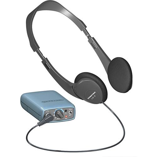 Comtek PR-75a AutoSmart-Tuning Assistive Listening Receiver