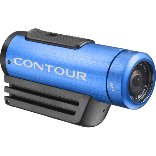 Contour ContourROAM2 Action Camera (Blue)