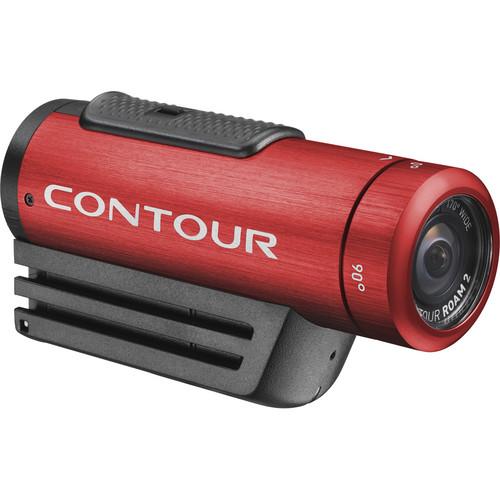Contour ContourROAM2 Action Camera (Red)