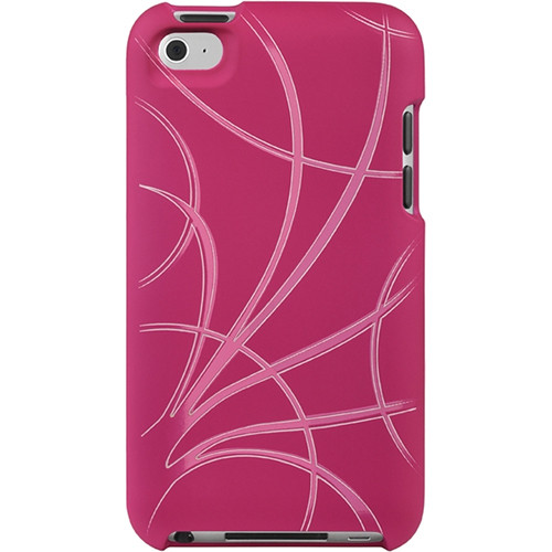 Contour Design HardSkin for the iPod touch 4th Generation (Breezy Pink)