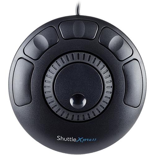 Contour Design Shuttle-Xpress NLE Multimedia Controller (Black)