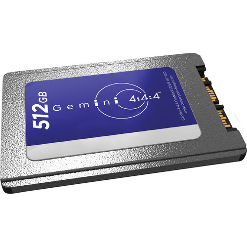"Convergent Design 1.8"" Solid State Drive (512 GB)"