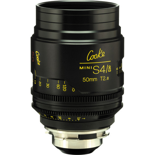 Cooke 50mm T2.8 miniS4/i Cine Lens (Feet)