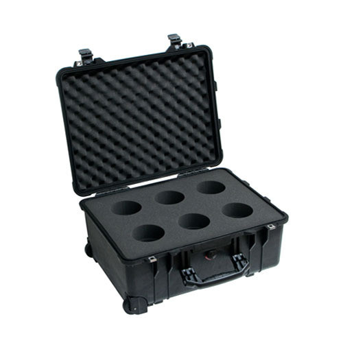Cooke Pelican Carrying Case for 6 miniS4/i Lenses