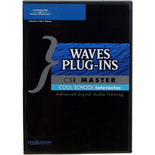 Cool Breeze CD ROM: Waves Plug-Ins CSi Master CD-ROM - Interactive Training for Operation of Waves Audio Plug-Ins