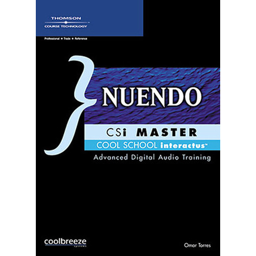 Cool Breeze CD-Rom: Nuendo CSi Master