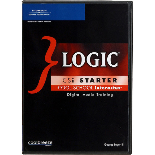 Cool Breeze CD-Rom: Logic CSi Starter