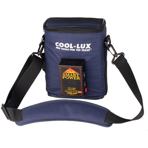 Cool-Lux 12V LCE Shoulder Pack (14 Ah)