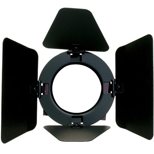 Cool-Lux Rotating 4-Leaf Barndoor Set for Mini-Cool Light