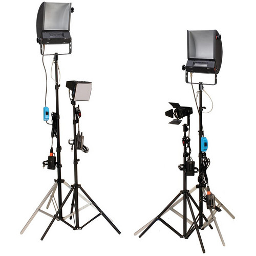 Cool-Lux Hollywood Combo Studio Interview Kit