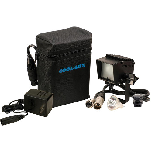 Cool-Lux LK-2504 Micro Lux Light and Battery Kit